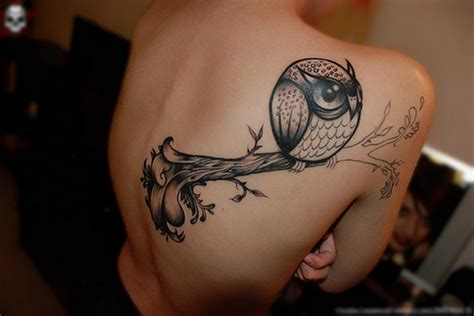 simple owl tattoo owl tattoos designs ideas and meaning tattoos for you
