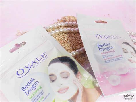 Bedak Skin Di Indonesia rainbowdorable by auzola bahasa indonesia review ovale bedak dingin
