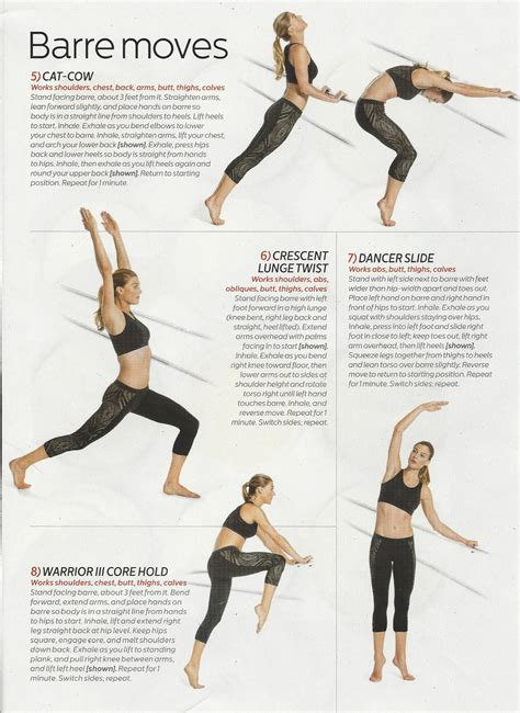 barre workout archives fit