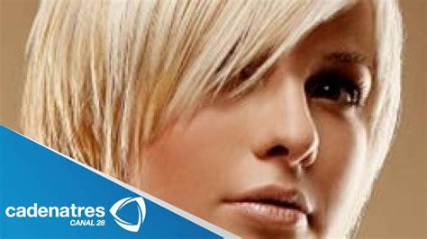 cortes de pelo para cara alargada tipos de rostros que les queda el cabello corto tipos de