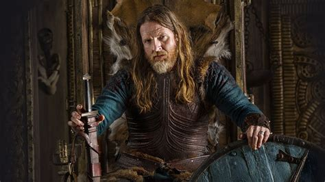 vikings season 2 character promo king horik youtube