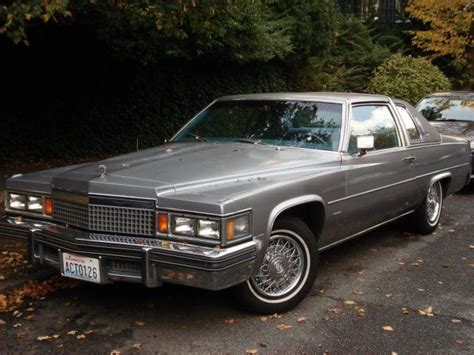 79 Cadillac Coupe by 79 Cadillac Coupe Cadillac
