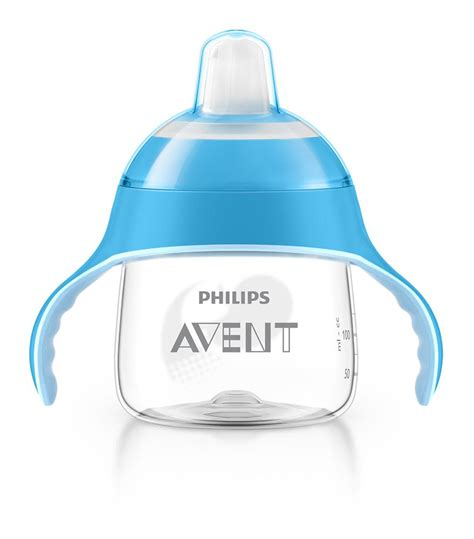Philips Avent Feeding Bottle 2x260 Ml Blue buy philips avent premium soft spout cup 200ml 6 months blue in india kheliya toys