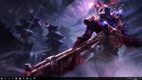 wallpaper engine video loading blood moon jhin background wallpaper engine youtube