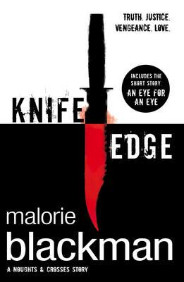 vengeance at a dagger s edge books knife edge by malorie blackman waterstones