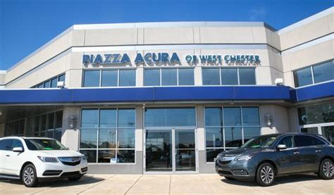 west chester acura service piazza acura of west chester acura dealership west autos