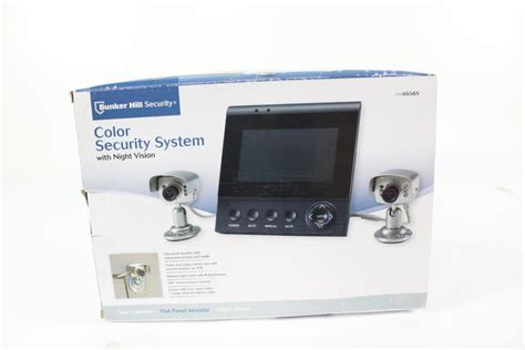 bunker hill security 60565 color security system