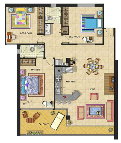 Small Condo Floor Plans by Calafia Condos Floor Plans Baja Real Estate Group