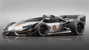 Lamborghini Vehicles This Is A Lamborghini Huracan F1 Car Top Gear