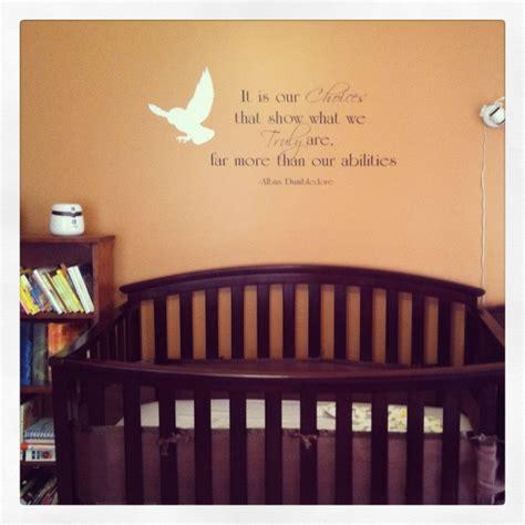 Harry Potter Inspired Nursery In Harry Potter Nursery Future Nursery