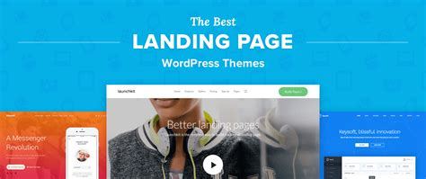 blog theme landing page top 8 best wordpress landing page themes for high conversions