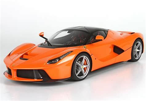orange ferrari bbr 1 12 ferrari laferrari orange diecastsociety com