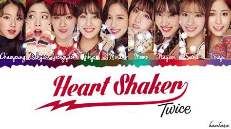 download lagu twice heart shaker heart shaker twice mp3 8 25 mb music paradise pro