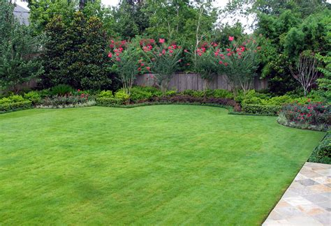 In The Backyard by Backyard Landscape Design Landscape Rustic With Backyard