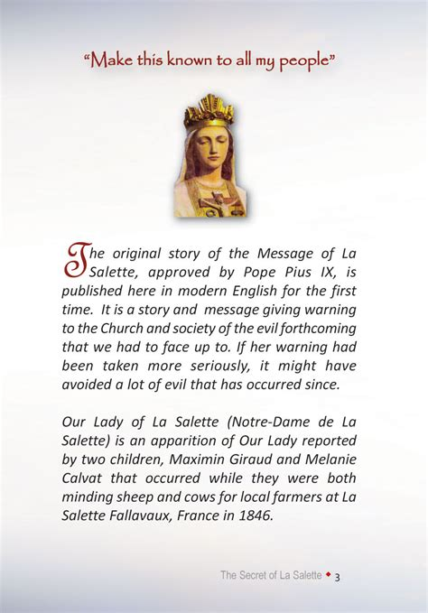 a merciful secret mercy kilpatrick books mercy books the secret of la salette revealed