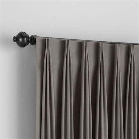 drapery fullness 17 best images about custom drapery panels on pinterest