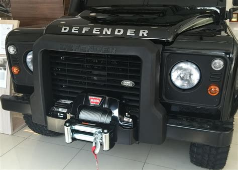 defender land rover accessories land rover defender limited edition launched autoworld