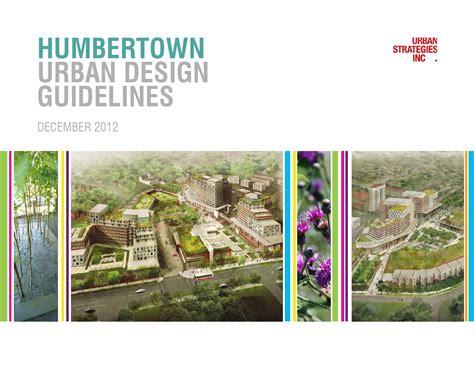 urban design guidelines adalah humbertown master plan urban design guidelines by urban