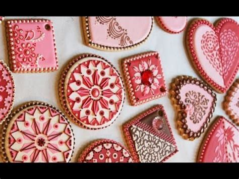 Stencils For Cookie Decorating by How To Stencil A Cookie The Basics
