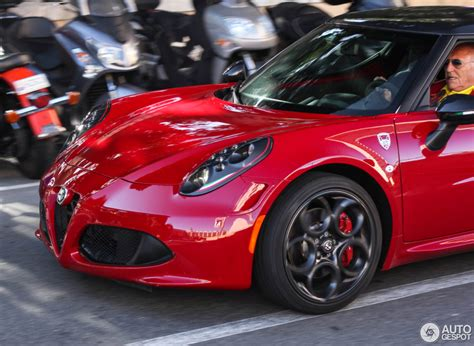 Alfa Romeo Italia by Alfa Romeo 4c Club Italia 21 April 2016 Autogespot
