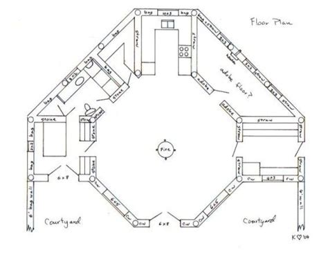 navajo hogan floor plans house that is designed around the traditional hogan