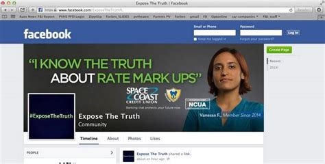 Forum Credit Union Car Loan Rates space coast credit union expose the truth facebook page
