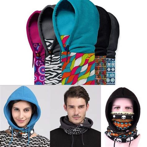 Masker Polar Balaclava Fleece polar fleece sports motorcycle bike balaclava ski