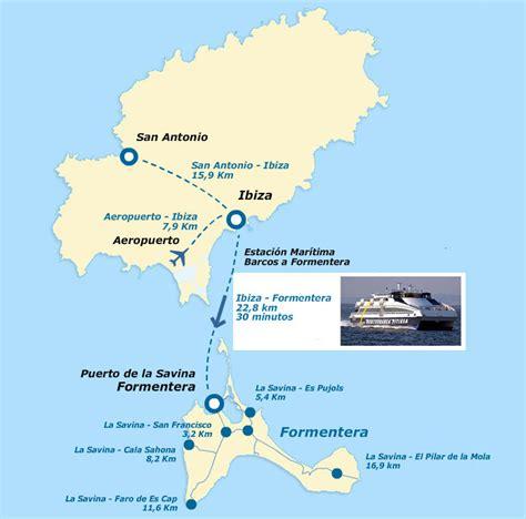 porto ibiza per formentera barca biglietti ibiza a formentera raggiungere l isola di