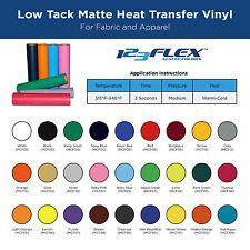 Which Heat Transfer Vinyl Size To Buy 12 X 12 - heat transfer vinyl sheets ebay