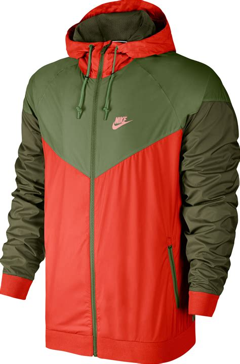nike windbreaker nike windbreaker orange olive