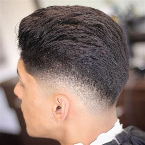 drop back dark fade top 25 modern drop fade haircut styles for guys