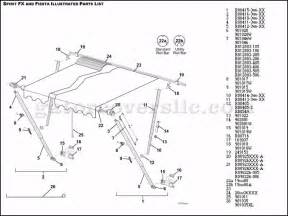 Car Trailer Awnings Wiring Diagrams For Awnings Wiring Wire Harness Images