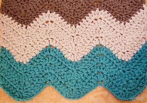 trapillo alfombra rectangular alfombras de trapillo 6 patrones gratis pequeocio
