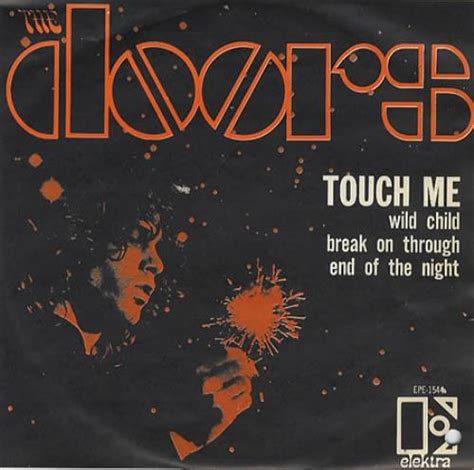 the doors touch me mexican 7 quot vinyl single 7 inch record