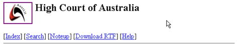 Austlii Search 4 Special Features Of Austlii Databases Legislation And Others