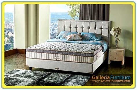 Elite Kasur Springbed Healthy 160x200 Set 160 X 200 springbed elite harga matras murah toko furniture di