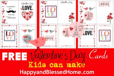 valentines day cards for children to make 30 and creative day crafts for to make