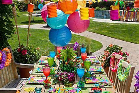 imagenes de cumpleaños hawaiano una fiesta hawaiana para disfrutar a tope del verano