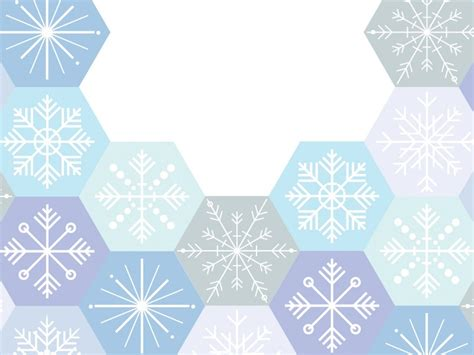 new themes for ppt newyear abstract snowflakes powerpoint templates