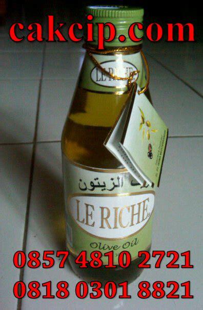 jual minyak zaitun le riche asli original surabaya