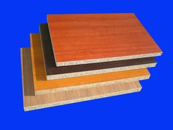 high quality low price mdf low price prelaminated particle board with high quality
