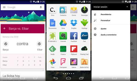 apk search search 4 0 la b 250 squeda de android incorpora material design apk el androide libre