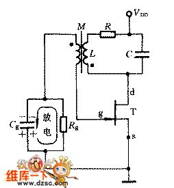 inductor oscillator circuit the fet oscillator circuit inductance feedback oscillator circuit signal processing