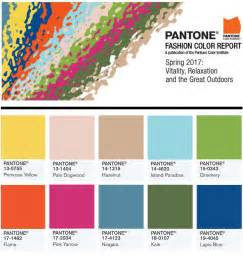 Pantone Spring 2017 Colors by Pantone S Top 10 Spring Summer 2017 Color Trends
