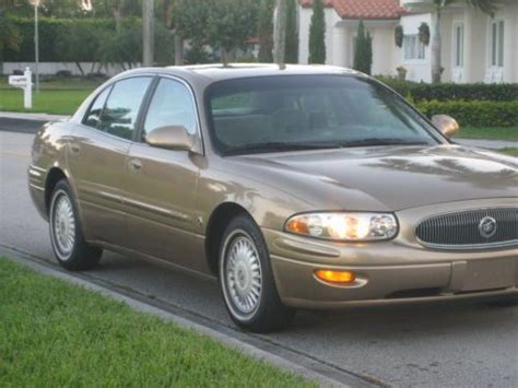 01 Buick Lesabre Buy Used 2000 01 02 03 04 Buick Lesabre One Owner Original