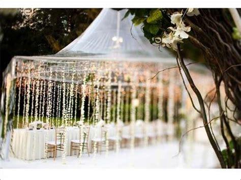 beautiful outdoor wedding reception weddingvenues