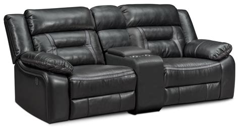 3 piece reclining sectional sofa remi 3 piece power reclining sofa black value city