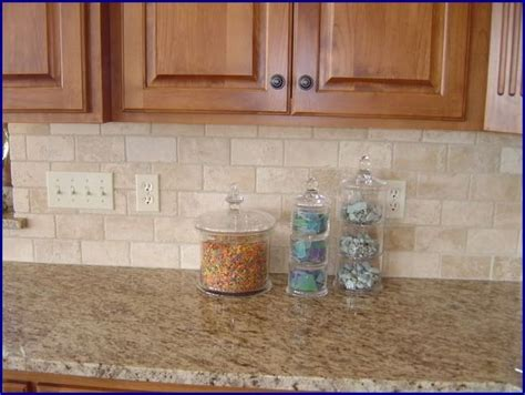 Kitchen Tile Backsplash Images by Limestone Subway Tile Backsplash Images Tumbled Marble