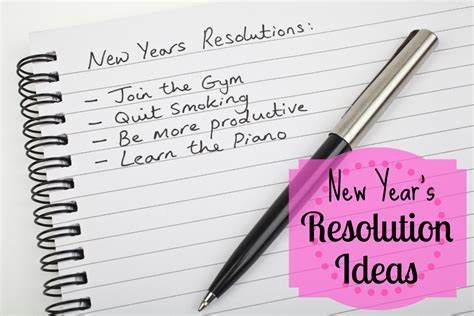 themes for new year resolutions new year s resolution ideas aa gifts baskets idea blog