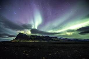 photographing the northern lights in iceland daily news
